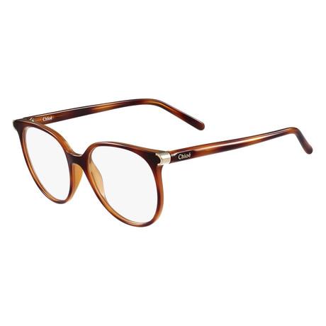 Chloe // CE2687 Eyeglass Frames // Light Havana