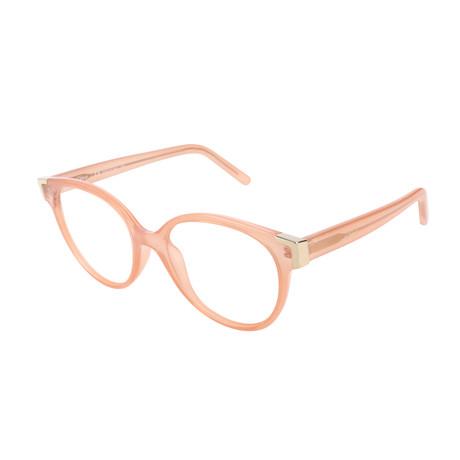 Chloe // CE2694 Eyeglass Frames // Peach