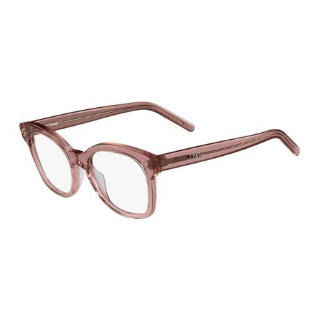 Chloe // CE2703 Eyeglass Frames // Rose