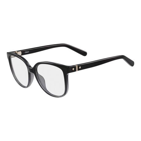 Chloe // CE2705 Eyeglass Frames // Gradient Black