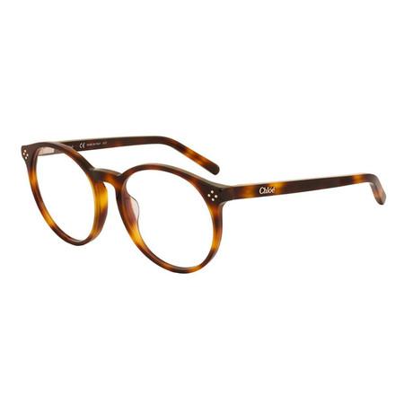 Chloe // CE2714 Eyeglass Frames // Havana