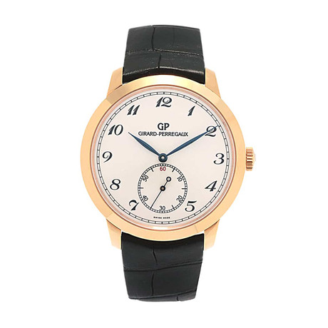 Girard Perregaux Vintage 1966 Automatic // 49534.52.711.BK6A // Store Display