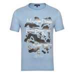 Harrison T-Shirt // Light Blue (3XL)