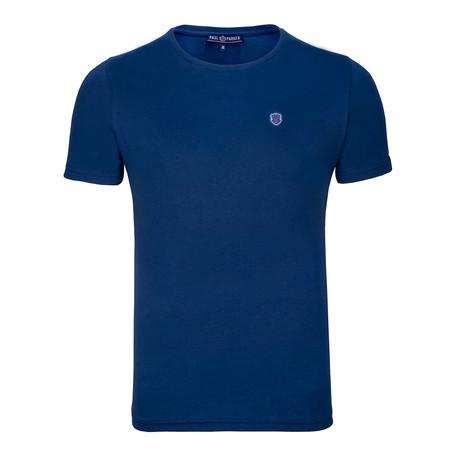 Devon T-Shirt // Marine (S)