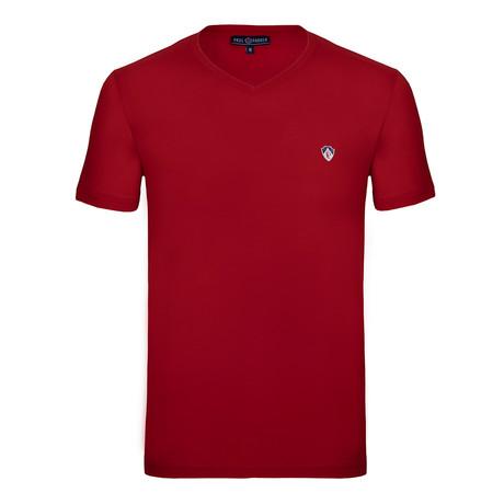 Kaden T-Shirt // Red (S)
