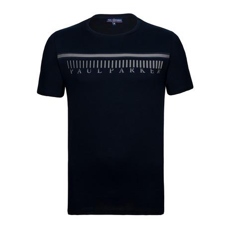 Kelvin T-Shirt // Navy (S)