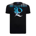 Isaac T-Shirt // Black (S)