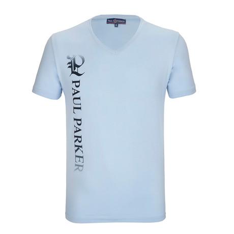 Gabriel T-Shirt // Light Blue (S)