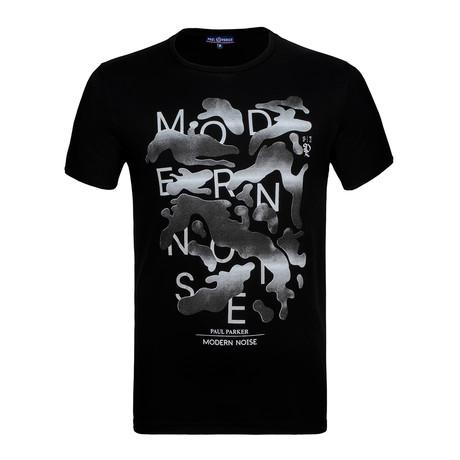 Lucas T-Shirt // Black (S)