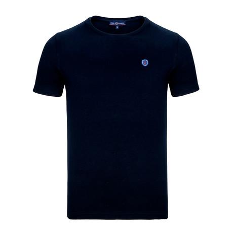 Devan T-Shirt // Navy (S)