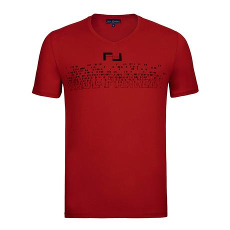 Braylen T-Shirt // Red (S)