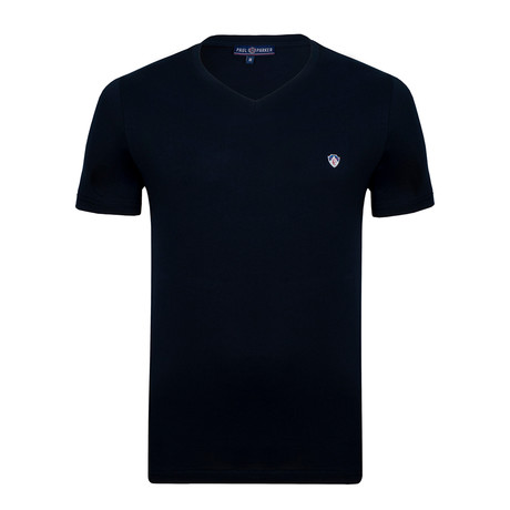 Rylan T-Shirt // Navy (S)