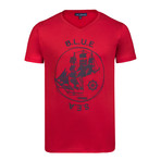 Reece T-Shirt // Red (S)
