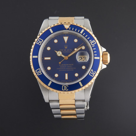 Rolex Submariner Automatic // 16613 // U Serial // Pre-Owned