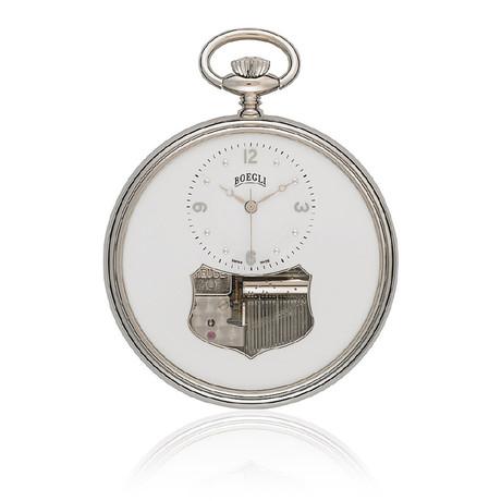 Boegli Manual Wind // Pocket Watch // M120 // Für Elise