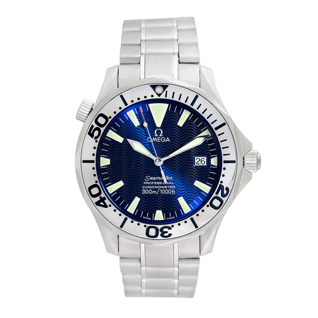 Omega Seamaster Automatic // 2255.8 // Pre-Owned