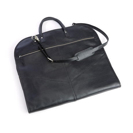 Luxury Garment Bag // Black