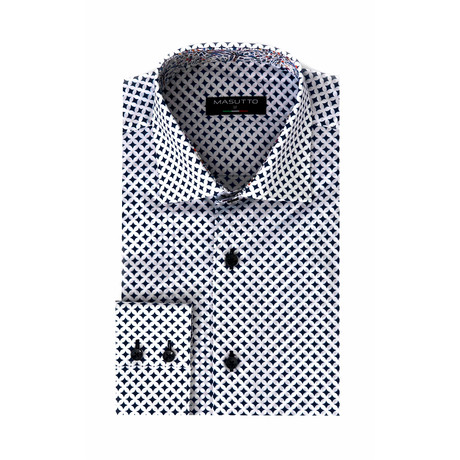 Liam Dress Shirt // White (XS)