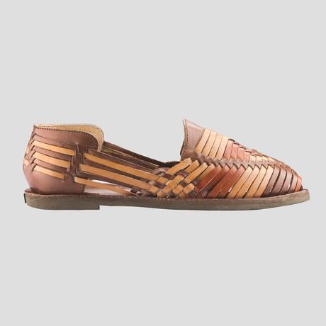 Sense Huarache Shoe // Mocha (US Size 8)
