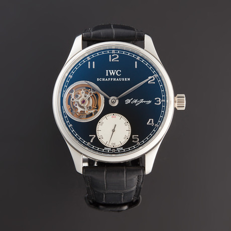 IWC Portuguese Manual Wind // IW544704 // Pre-Owned