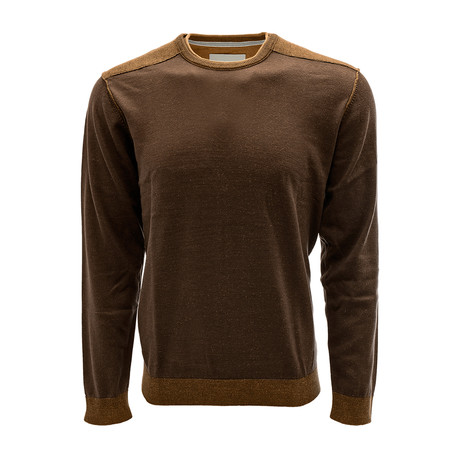 Baja Long Sleeve Sweatshirt // Java + Camel (S)