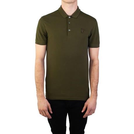 ed51e58ca 54f9f53eddd8914379e5658526beb810 medium. Cotton Pique Medusa Polo Shirt ...
