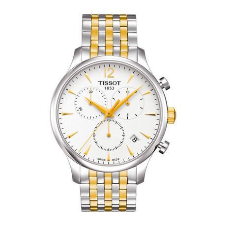 Tissot Tradition Chronograph Quartz // T063.617.22.037.00