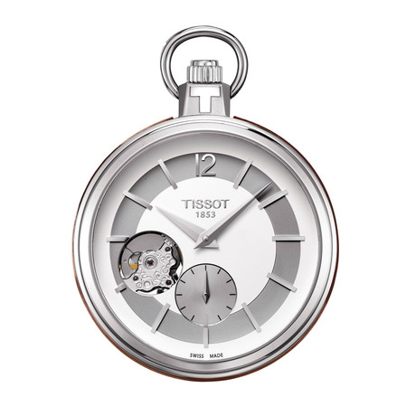 Tissot Pocket Manual Wind // T854.405.19.037.00