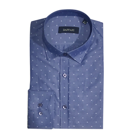 Oxford Shirt // Blue (XS)