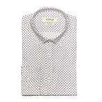 Galata Shirt // White + Red (XS)