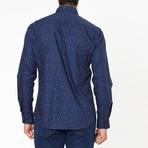 Nedra Shirt // Navy Blue (XS)