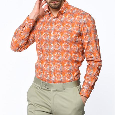 Jumbo Shirt // Orange (XS)