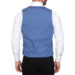 Avsa Jakarta Vest // Blue (Euro: 46)