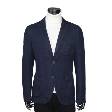 Modena Jacket // Navy Blue (Euro: 46)