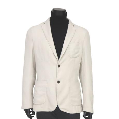 Parma Jacket // Bone (Euro: 46)