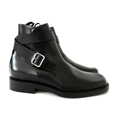 Men's Jodhpur Leather Boots // Black (Euro: 40)