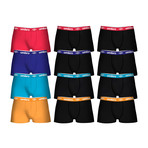 Dave Boxers // Set of 12 // Multicolor (S)
