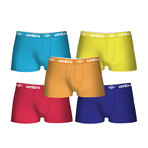 Edd Boxers // Set of 10 // Multicolor (S)