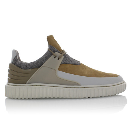 Castucci Casual Sport // Olive + Gray (US: 7)