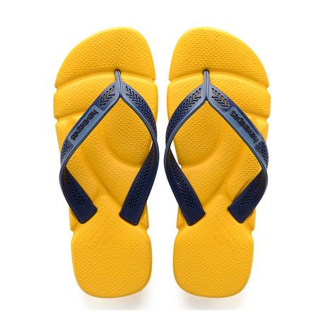 Power Sandal // Banana Yellow (US: 8)