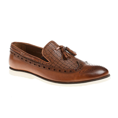 Mark Loafer // Tobacco (Euro: 39)