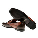 Georgio Loafer // Brown + Tobacco (Euro: 44)