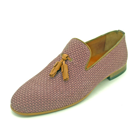 Gentile Loafer // Bordeaux (Euro: 39)