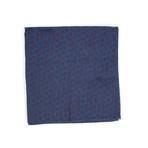 Pocket Square // Indigo