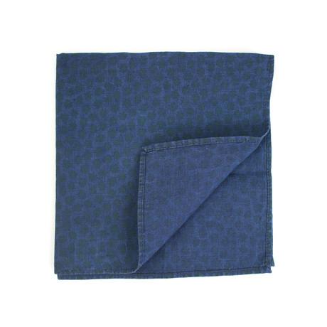 Pocket Square V1 // Navy Blue