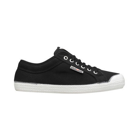 Backyard 1.0 Sneakers // Black + White Outsole (Euro: 39)