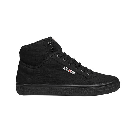 Backyard 2.0 High-Top Sneakers // Black (Euro: 39)