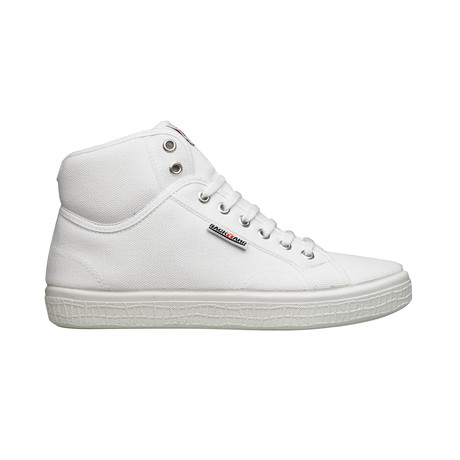 Backyard 2.0 High-Top Sneakers // White (Euro: 39)