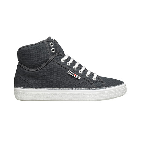 Backyard 2.0 High-Top Sneakers // Gray + White Outsole (Euro: 39)