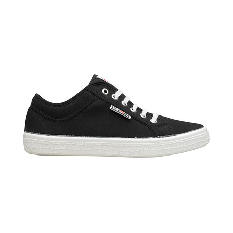 Backyard 2.0 Sneakers // Black + White Outsole (Euro: 39)